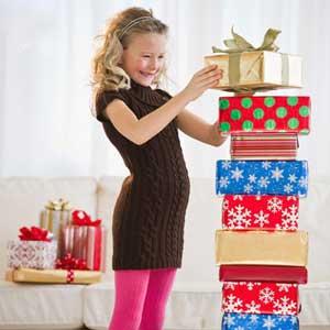 Подарунок дитині на Новий рік та інші свята