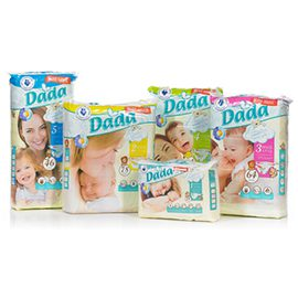 Підгузки Dada Premium відгуки