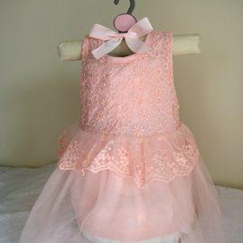 """Торт з памперсів """"Сукня для принцеси"""""""